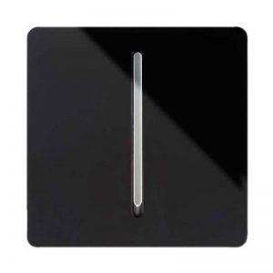 Trendi Switch - Interrupteur Design - 1 bouton - 10 Amp - Noir de la marque image 0 produit