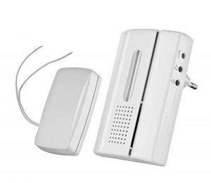 Trust Smart Home ACDB-7000BC Carillon sans fil avec émetteur encastrable de la marque Trust Smart Home image 0 produit