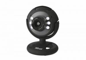 Trust Spotlight Webcam Haute Qualité Vidéo USB 2,0 de la marque Trust image 0 produit