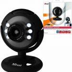 Trust Spotlight Webcam Haute Qualité Vidéo USB 2,0 de la marque Trust image 3 produit