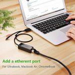 UGREEN 30219USB OTG Réseau Adaptateur USB Ethernet RJ45 vers 100Mbps Supporte Wii Wii U Mac Os X Windows 10/8,1/8/7/Vista/XP de la marque UGREEN image 3 produit