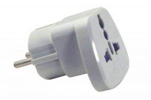 US Tronic ADV-9 Adaptateur universel pour Union Européenne Blanc de la marque US-TRONIC image 0 produit