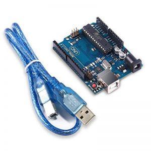 VANYE Carte UNO R3 ATmega328P ATMEGA16U2 Board pour Arduino avec Câble USB de la marque VANYE image 0 produit