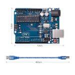 VANYE Carte UNO R3 ATmega328P ATMEGA16U2 Board pour Arduino avec Câble USB de la marque VANYE image 2 produit