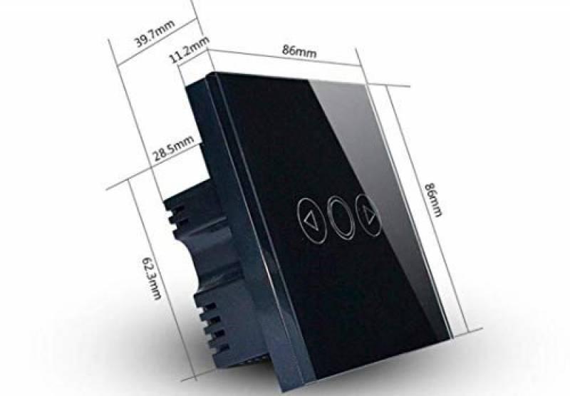 DEL Lustre Variateur salon chambre de lustres cristal Auvent RGB Télécommande