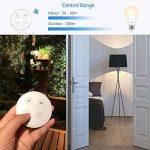 variateur de lumière avec télécommande TOP 8 image 3 produit