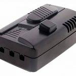 Variateur de lumière à pied à câbler - Compatible LED - Noir de la marque Elexity image 2 produit