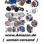 Variateur de vitesse industriel 500W 230V Régulateur de vitesse pour ventilateurs, souffleries, aérateurs de la marque Uzman-Versand image 1 produit