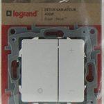 variateur double legrand TOP 3 image 1 produit