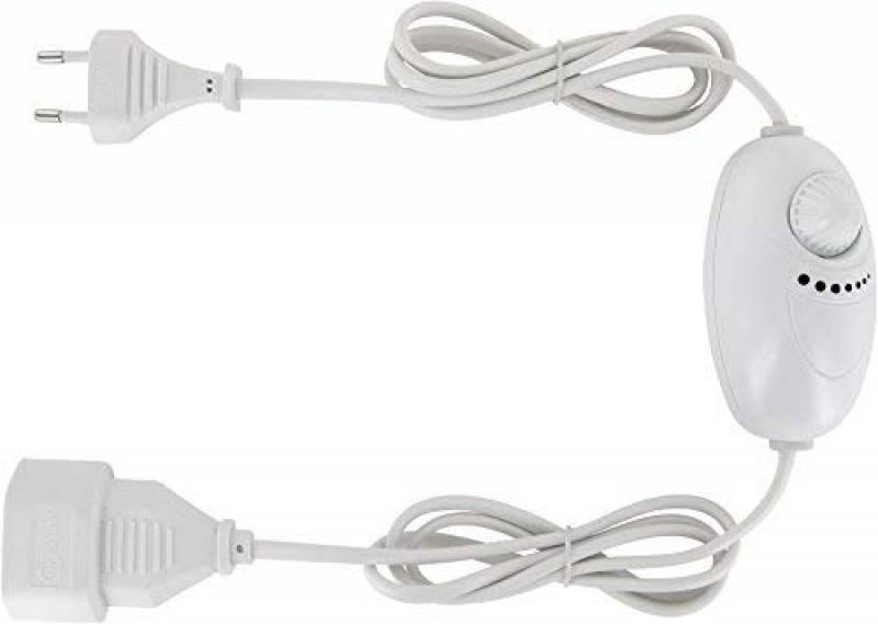 Desconocido Variateur de lumi/ère de table avec interrupteur ON//OFF Id/éal pour des ampoules /à filaments LED dimmables Protection contre les surchauffes Noir 5/-/100/W 220/V