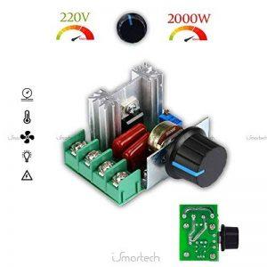 variateur électrique TOP 9 image 0 produit