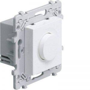 variateur rotatif - 400 watts - hager essensya - lampe eco de la marque Hager image 0 produit