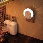 Veilleuses LED Lampe Murale Eclairage de Nuit Automatique avec Détecteur de Mouvement pour Chambre de Bébé, Couloir, Cuisine, Toilette, Garage Lumière Chaude de la marque Eastshining image 4 produit
