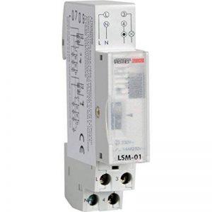 Vemer Ve073300Interrupteur lsm-01minuterie escalier électromécanique de Barre dIN, Gris Clair de la marque Vemer image 0 produit