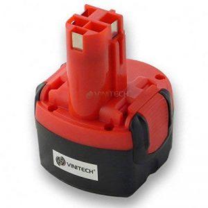 Vinitech Batterie pour Bosch 1,3Ah BAT048BAT049BAT046BAT100BAT1192607335260, 260733526026073354619,6V 1300mAh, 2607335461, 2607335272, 2607335272, 2607335273, 2607335273, 2607335461, 2607335461, 9.60 voltsV de la marque Vinitech image 0 produit
