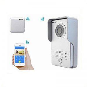 Visiophone de Maison connecté sans Fil WiFi et IP de la marque actop image 0 produit
