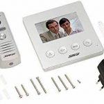 Visiophone à fonction ouvre-porte VSA-400 de la marque Somikon image 3 produit