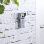 Visiophone à fonction ouvre-porte VSA-400 de la marque Somikon image 4 produit