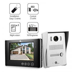 visiophone sans fil 2 écrans TOP 10 image 0 produit