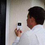 Visiophone Sans Fil - Mobile - Sonnette, Interphone, Video ou Photo LCD - Portée 25 m de la marque Fishtec image 1 produit