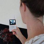 Visiophone Sans Fil - Mobile - Sonnette, Interphone, Video ou Photo LCD - Portée 25 m de la marque Fishtec image 2 produit