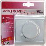 Voltman VOM513500 Variateur rotatif à encastrer 300 W de la marque Voltman image 1 produit