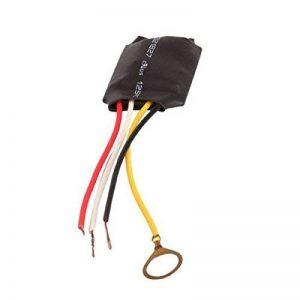 VORCOOL Durable AC 120V-240V Touch lampe Bureau capteur de lumière 3 voies interrupteur variateur réparation de la marque VORCOOL image 0 produit