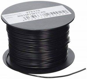 VS Electronic 278210fils Liyv Coil 0,75mm² 100m, Noir de la marque VS Electronic image 0 produit