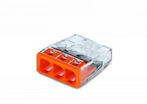 WAGO - Boite 100 Mini Bornes de Connexion 3 Entrées S2273 de la marque Wago image 0 produit