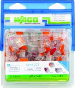 Wago WAG273/PAN Pack de bornes de la marque Wago image 0 produit