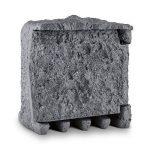 Waldbeck Power Rock Multiprise de Jardin 4 Prises 3m Pierre énergies de la marque Waldbeck image 2 produit