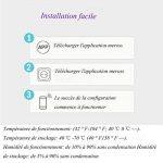 WiFi Intelligente Prise Smart Plug Compatible pour Android iOS Amazon Alexa Google Home Smart IFTTT Prise de Courant aucun Hub Nécessaire Télécommande par smartphone avec Fonction de Calendrier de Partout de la marque CaaWoo image 4 produit