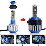 Win Power H7 Support d'adaptateurs pour ampoules de phare LED, lot de 2 de la marque Winpower image 1 produit