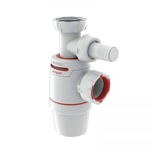 Wirquin - Siphon NEO AIR de lavabo WIRQUIN diamètre 32 mm avec Prise Machine à Laver de la marque Wirquin image 0 produit