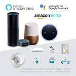 WLAN Smart Plug Mini Smart Plug Compatible avec Alexa (Echo, Echo Dot) et Google Home EU Plug pour IOS/Android Phone télécommande blanc par WAZA (2) de la marque WAZA image 3 produit