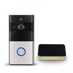 WWAVE Nouveau WiFi sans Fil vidéo interphone Sonnette Faible Puissance Intelligente Sonnette de la marque WWAVE image 0 produit