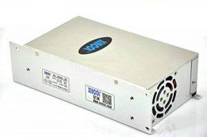XINCOL 50A 600W Interrupteur transformateur de tension commutateur d'alimentation AC 110V/220V a DC 12V pour rubans a led bande de la marque XINCOL image 0 produit