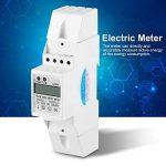 XTM35SA Compteur d'Energie Numérique LCD Monophasé 2 Fil KWh Mètre DIN-Rail Compteur Électrique 10 (40) A de la marque Walfront image 1 produit