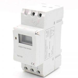 Yiruy Multi-function 220V Programmateur Minuterie Programmable Économiseur D'énergie Commutateur De Synchronisation de la marque Yiruy image 0 produit