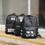YZBB Les Sacs des Hommes et des Femmes du Collège, Le Japon et la Corée du Sud Sac à bandoulière imperméable à l'eau de Loisirs personnalisé Jeunesse Haute capacité Canvas Backpack de la marque YZBB image 1 produit