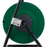 Zenitech 192576 Enrouleur, Vert de la marque Zenitech image 2 produit