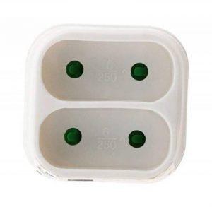 Zenitech - Biplite 6A Façade Blanc de la marque Zenitech image 0 produit