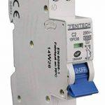 Zenitech - Disjoncteur PH/N - 2A NF pour Cumulus et Chauffe-Eau de la marque Zenitech image 1 produit