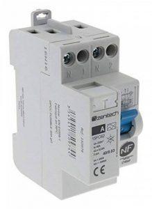 Zenitech - Interrupteur différentiel 40/2 30mA Type A NF de la marque Zenitech image 0 produit