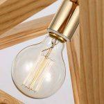 zoovqi Edison Vintage Ampoule E2760W G95décoratifs DIMM Bar Globe Lampe Ampoule Rétro 2300K Blanc Chaud Antique Style pour lampe suspension Applique murale Suspension Rétro 1 pièce de la marque ZOOVQI image 1 produit