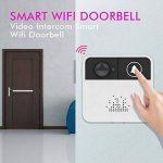 ZREAL Sonnette sans Fil WiFi Vidéo Sécurité Caméra Porte Carillon Bell Téléphone Télécommande de la marque ZREAL image 1 produit