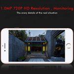 ZREAL Sonnette sans Fil WiFi Vidéo Sécurité Caméra Porte Carillon Bell Téléphone Télécommande de la marque ZREAL image 4 produit